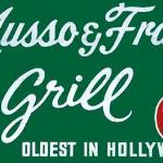 Hollywood's oldest restaurant right across the street!